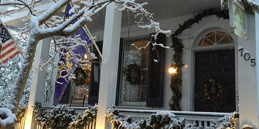 Christmas Tour of Natchez Homes – Dec 8