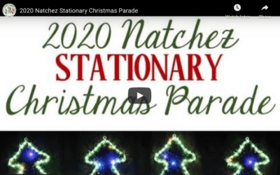 "2020 Natchez ""Stationary"" Christmas Parade"