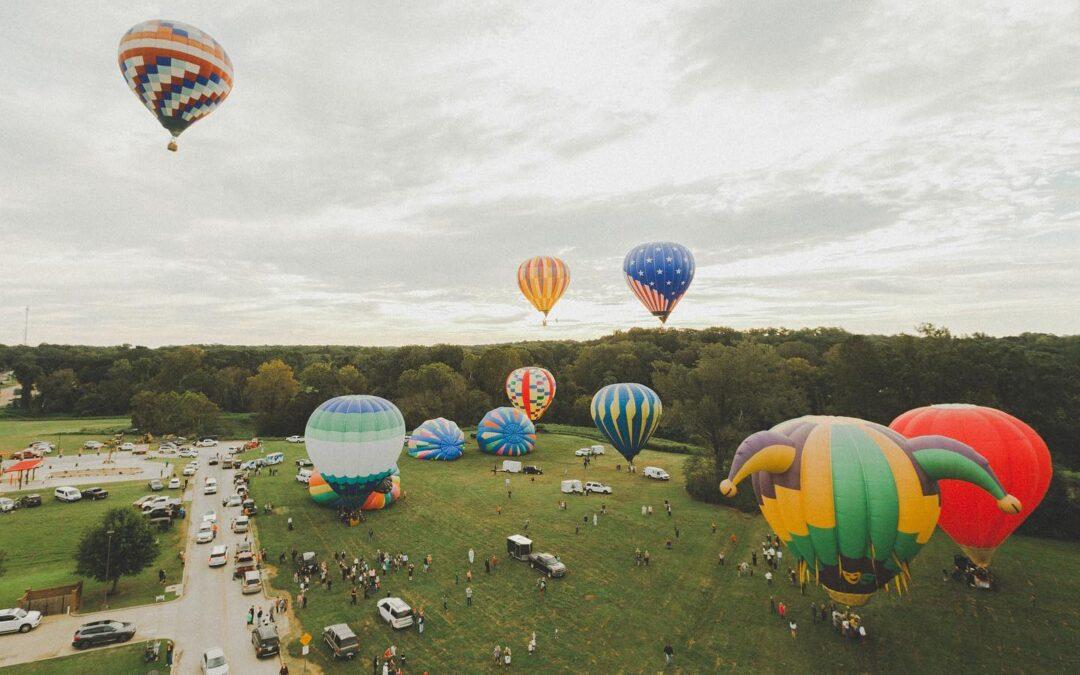 Natchez Balloon Festival: Oct. 15 – 17