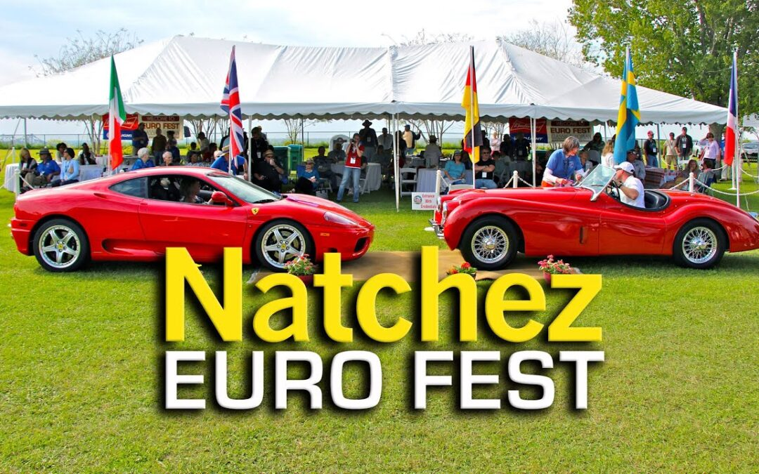 Natchez Euro Fest – April 9–10