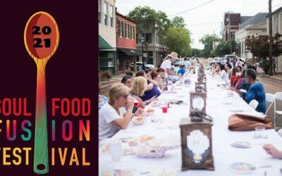 Soul Food Fusion Festival, June 18 – 20